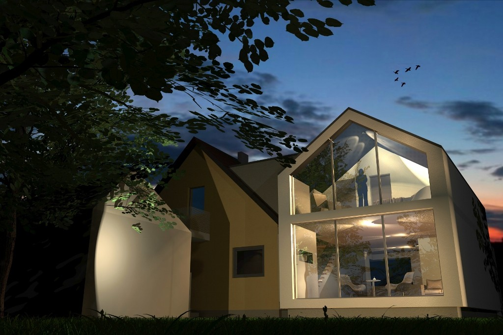 Zubau Wohnhaus F3